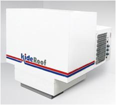 equipo refrigeracion compacto de techo