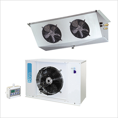 equipos refrigeracion compactos de techo